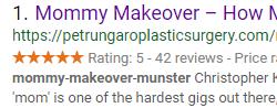 achieving-stars-google-results-seo