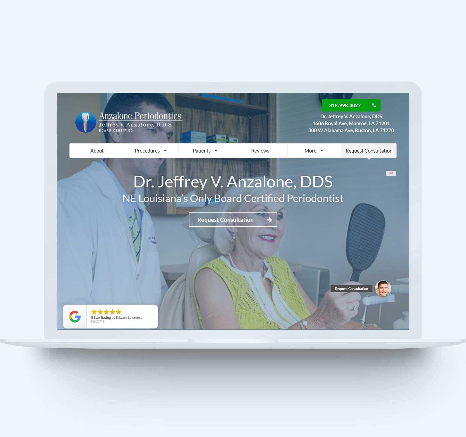 web-design-marketing-anzalone-periodontics