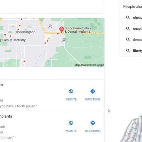 how-to-rank-dental-practice-website-google-maps-feature